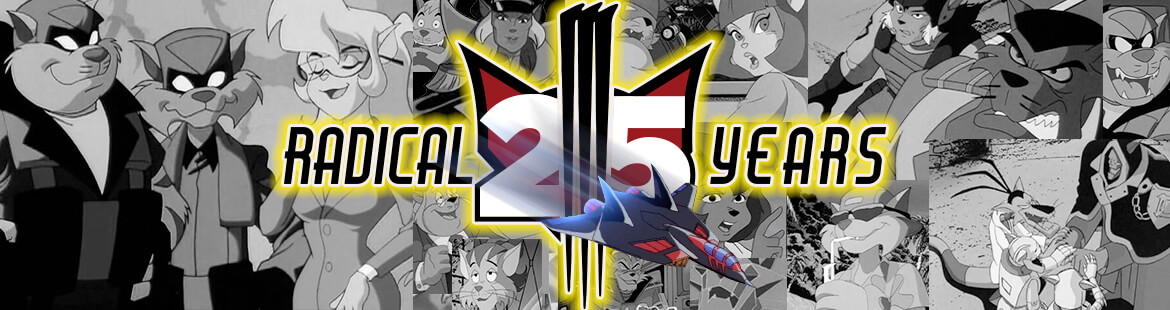 SWAT Kats 25th Anniversary